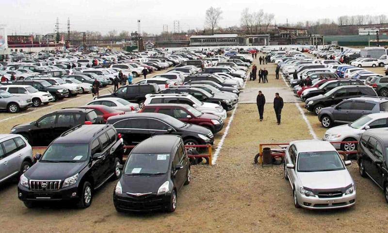 Количество б/у авто вгосударстве Украина бьет рекорды